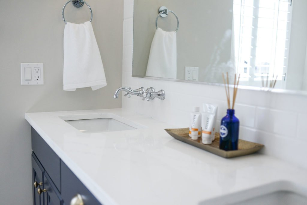 Quartz Bathroom Vanity Tops In Utah Whitewater In Slc Utah County