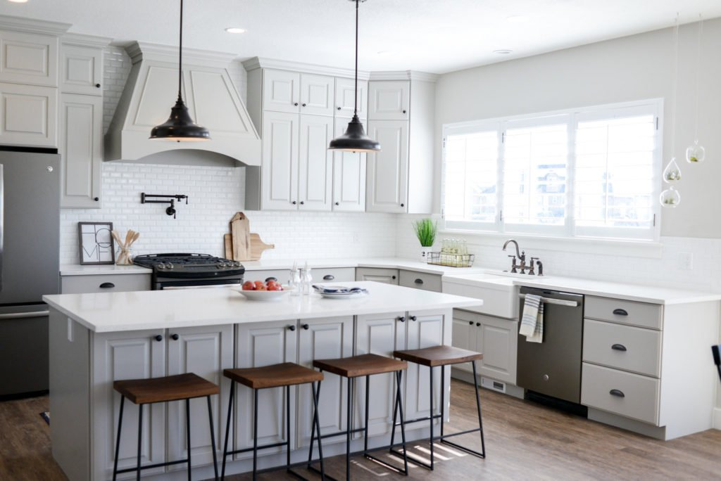 Kitchen Remodeling Projects in Utah - Whitewater