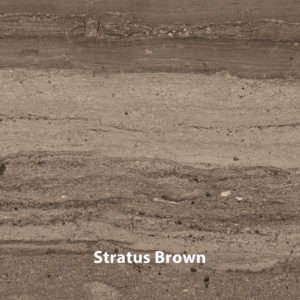Stratus Brown Tyvarian Vanity Top - Whitewater in SLC & Utah County